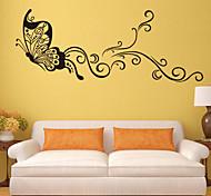 3d adesivos de parede parede adesivos de parede de estilo borboleta em pvc etiquetas