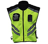 cheap -RIDING-TRIBE Motorcycle Bike Racing High Visible Reflective Warning Cloth Vest