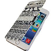 restaurar antigas formas padrão de inversão magnética caso de corpo inteiro com furo para iphone 6 mais