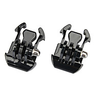 Mount / Holder Quick Release Buckle For Action Camera Gopro 5 Xiaomi Camera Gopro 4 Gopro 4 Session Gopro 3 Gopro 2 Gopro 3+ Gopro 1 MEE
