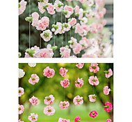 cheap -50pcs Carnation SOAP Flower DIY Photo Props for Wedding Background Confetti