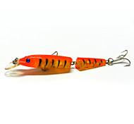 "cheap -1pc pcs Hard Bait Minnow Fishing Lures Minnow Hard Bait g / Ounce mm / 4-1/4"" inch, Hard Plastic Sea Fishing Freshwater Fishing Bass"