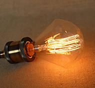 Недорогие -e27 40w бриллиант g95 прямая эдизонная ламповая проволока большая лампочка с подвесным брусом с ретро-источником света