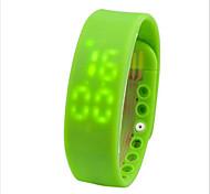 Недорогие -W2 Датчик для отслеживания активности Смарт Часы Умный браслет iOS Android iPhone Температурный дисплей Защита от влаги Педометры