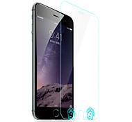 Недорогие -протектор экрана закаленное стекло с Smart Touch и кнопкой подтверждения обратного для iphone6 плюс