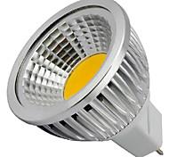 Недорогие -4 Вт. 400 lm GU5.3(MR16) Точечное LED освещение MR16 1 светодиоды COB Декоративная Тёплый белый Холодный белый DC 12V