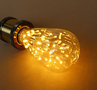 E27 3W ST64 Star Edison Light Bulb Decorative Light Source