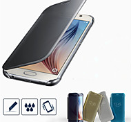 Per Samsung Galaxy Custodia Placcato Custodia Integrale Custodia Tinta unita PC Samsung S7 edge / S7 / S6 edge plus / S6 edge / S6