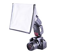 Universal Studio Flash Diffuser Softbox Lumiquest Softbox III Fit for Canon Nikon Sony Sigma Fujifilm Flash Speedlight
