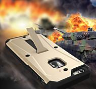 Недорогие -Кейс для Назначение Apple iPhone 8 iPhone 8 Plus iPhone 6 iPhone 6 Plus Защита от влаги Защита от пыли Защита от удара со стендом Кейс на