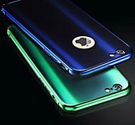 после металлический каркас телефон оболочки обшивке комбо для iPhone / 6с 6plus плюс (ассорти цветов)