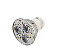 cheap -YouOKLight 3W 200-250 lm GU10 LED Spotlight R63 3 leds High Power LED Decorative Warm White Cold White AC 110-130V AC 220-240V