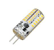 economico -2W 100-200 lm G4 LED a pannocchia T 48 leds SMD 3014 Bianco caldo AC 12V