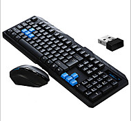 Wireless Mouse And Keyboard Set Desktop Home Office Notebook Wireless Keyboard Mouse Set Game