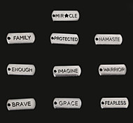 beadia guerrero plata antigua Mircle suficiente gracia intrépidos valientes imaginar protegida familia colgantes del encanto del metal