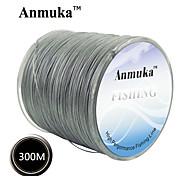 500M Anmnka Brand  Super Strong Japan Multifilament PE Braided Fishing Line 8 ~ 80LB