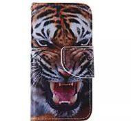 Per Custodia iPhone 5 A portafoglio / Porta-carte di credito / Con supporto / Con chiusura magnetica / Fantasia/disegno Custodia Integrale