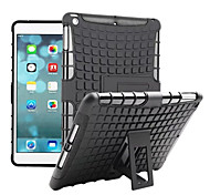 cheap -Case For Apple iPad iPad Mini 4 iPad Mini 3/2/1 iPad Air 2 iPad Air Shockproof with Stand Back Cover Armor Hard PC for Apple iPad iPad