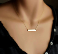 cheap -Women's Pendant Necklace - Fashion Simple Style Necklace For Special Occasion Birthday Gift