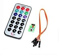 hx1838 Infrarot-Fernsteuermodul Code Infrarot-Fernbedienung für Arduino