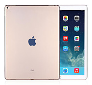 cheap -Case For Transparent Back Cover Solid Color TPU for iPad Pro 12.9''