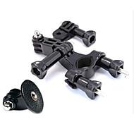 Clip Mount / Holder 147-Action Camera,Gopro 5 Gopro 4 Gopro 3 Gopro 3+ Bike/Cycling Plastic