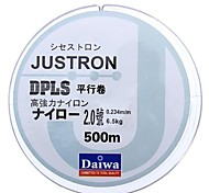 cheap -8LB/2.0#/0.235mm Daiwa 500m Nylon Fishing Line Monofilament Strong Quality
