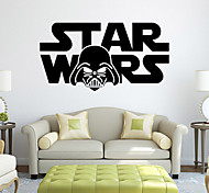 cheap -W-13Star Wars Wall Art Sticker Wall Decal DIY Home Decoration Wall Mural Removable Bedroom Sticker