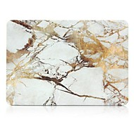 "Case for Macbook Air 11.6""/13.3"" Marble ABS Material New Fashion Marble Rubberized Hard Case Cover"