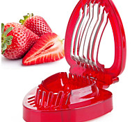 cheap -Strawberry Slicer Set  Egg cutter DIY Cake Tools