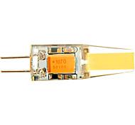 economico -YWXLIGHT® 4W 250-350 lm G4 Luci LED Bi-pin T 2 leds COB Decorativo Bianco caldo Luce fredda Bianco CC 24V AC 24V AC 12V DC 12V
