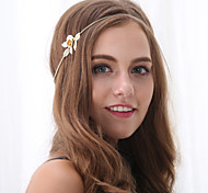 cheap -Women's Alloy Headband Flower