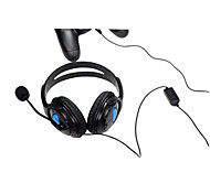 Wired Headset Headphone Earphone for Sony PlayStation4 PS4