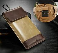 универсальный подлинной брелок кожаный чехол для металла Sony Xperia Z / l36h (ассорти цветов)