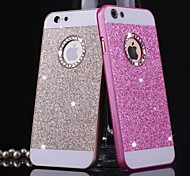 grande d modello in metallo bling Back Cover per iPhone 4 / 4s