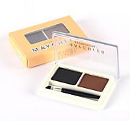 maycheer® двухцветный прочного природа порошок водонепроницаемый бровей