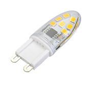3W G9 Luces LED de Doble Pin Luces Empotradas 14 leds SMD 2835 Regulable Blanco Cálido Blanco Fresco 200lm 3000/6500K AC 100-240V