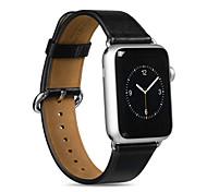 Ver Banda para Apple Watch Series 3 / 2 / 1 Correa de Muñeca Hebilla Clásica