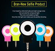 Недорогие -selfie light diy для iphone 8 7 samsung galaxy s8 s7 сотовый телефон прелести