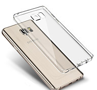 for Samsung Galaxy S7 edge Transparent Clear Soft TPU Back Cover Case S7 S6 S5 S4 EDGE PLUS