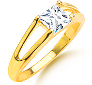 Luxury Hollow Ziron Ring Men/Women Gift 18k Gold Plated Simulated Diamond Classic Gold Wedding Rings Jewelry R70097 Promis rings for couples