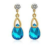 Drop Earrings Superior Workmanship Bridal Jewelry Amazing Waterdrop Earrrings for Women Wedding Accessory