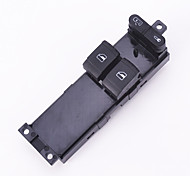 Iztoss New Master Window Panel Control Switch 1J3 959 857 For VW Volkswagen Golf Mk4 2-door