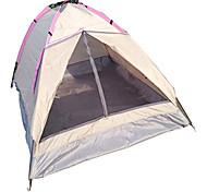 LANGYA 2 человека Световой тент Один экземляр Палатка Однокомнатная Быстровысыхающий Воздухопроницаемость для Походы См