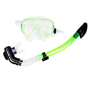cheap -Diving Packages Snorkeling Packages Dry Top Swimming Diving Silicone Glass