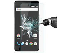 Недорогие -Хет-принц 0.26mm 9h 2.5d взрывозащищенные закаленное стекло экрана протектор для OnePlus х
