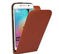 Для Samsung Galaxy Note Флип Кейс для Чехол Кейс для Один цвет Искусственная кожа Samsung Note 5 / Note 4 / Note 3