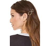 preiswerte -Damen Elegant, Aleación Haar Clip