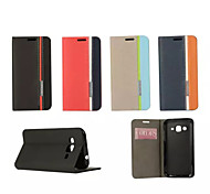 Retro Fashion Deluxe Leather flip Wallet Stand Case For Galaxy Core 2/Ace 4/Win/Grand 2/Core Prime/Ace 3/Trend Duos