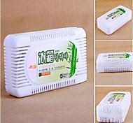 Хребет холодильник очиститель воздуха активированный уголь бамбук холодильник дезодоранта коробка запахи запах удаления